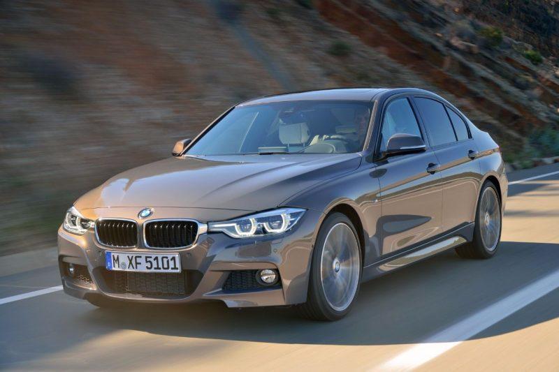 BMW 320 2018